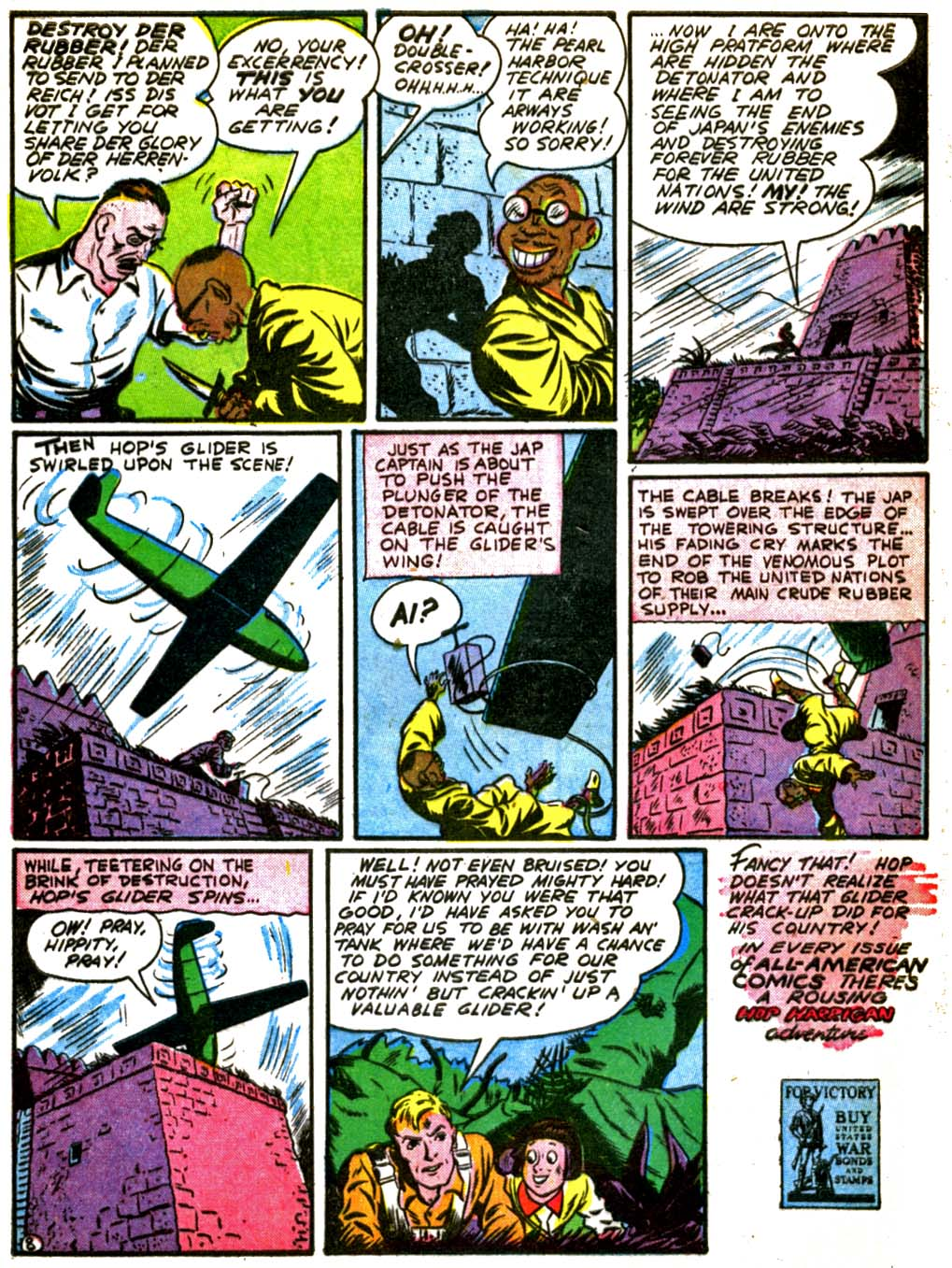 Read online All-American Comics (1939) comic -  Issue #52 - 55