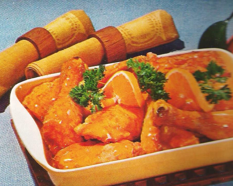 Curry Orange