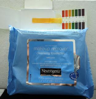 pH Toallitas desmaquillantes Neutrogena