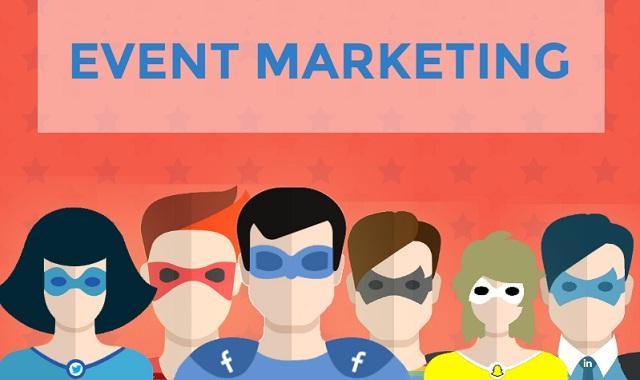 Social Superheroes Present: Event Marketing