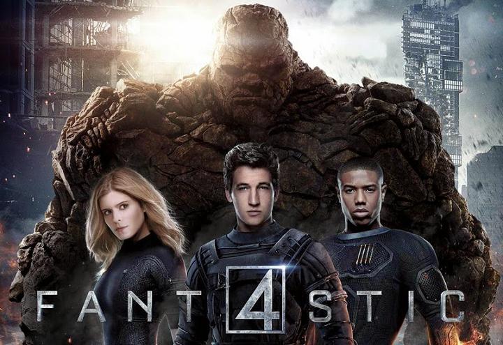 FILME] Quarteto Fantástico - Fantastic four, 2015 - Tudo que motiva