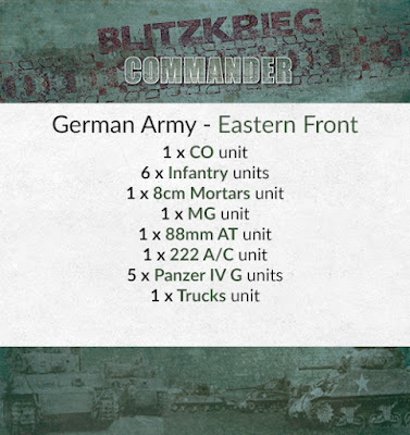 German, Eastern Front