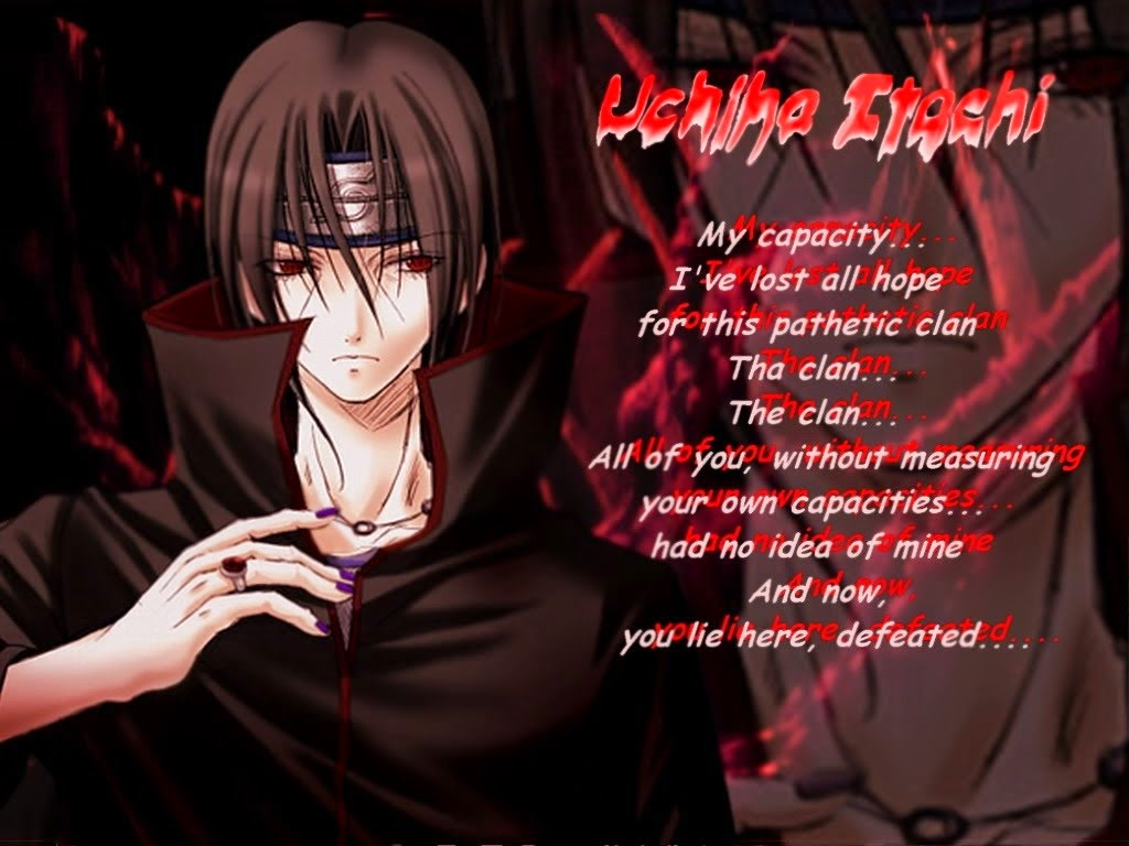 Kata Kata Mutiara Dalam Film Naruto Sinopsis Anime