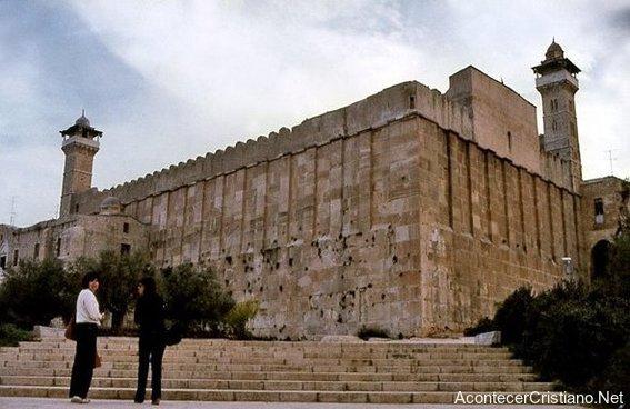 La Tumba de los Patriarcas de Israel en Hebrón