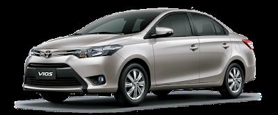 gia xe Toyota Vios 2018