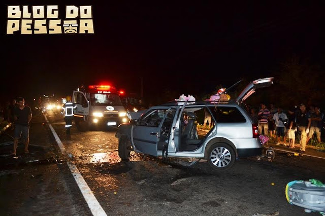 Motorista embriagado bate em carro de familia cocalense e acaba matando mãe e filha recém-nascida em Parnaíba