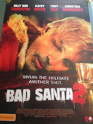 Bad Santa 2 Full Movie Download (2016) HDRip 720p