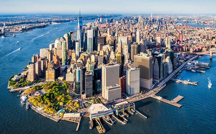 Рейтинг самых дорогих городов – Нью-Йорк