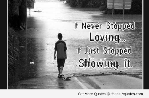 Brick Driveway Image: Break Up Sad Love Poems