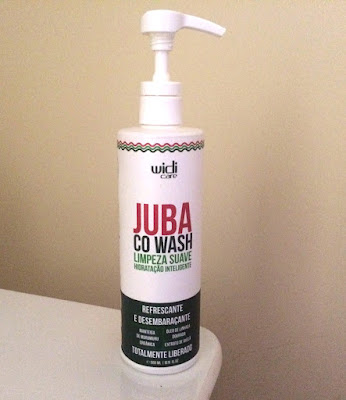 juba co wash widi care resenha