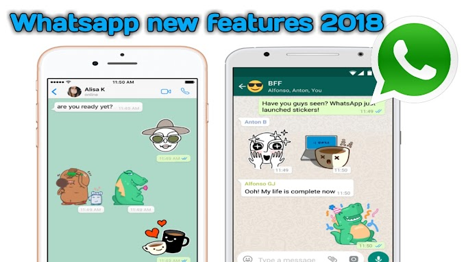 Whatsapp new features 2018 | Whatsapp upcoming new features