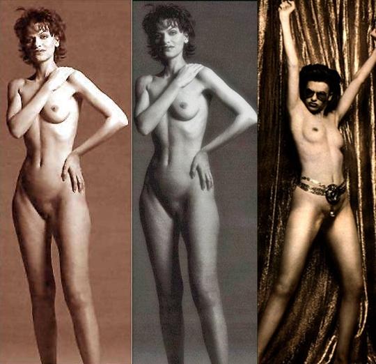 Nude Comedian 62