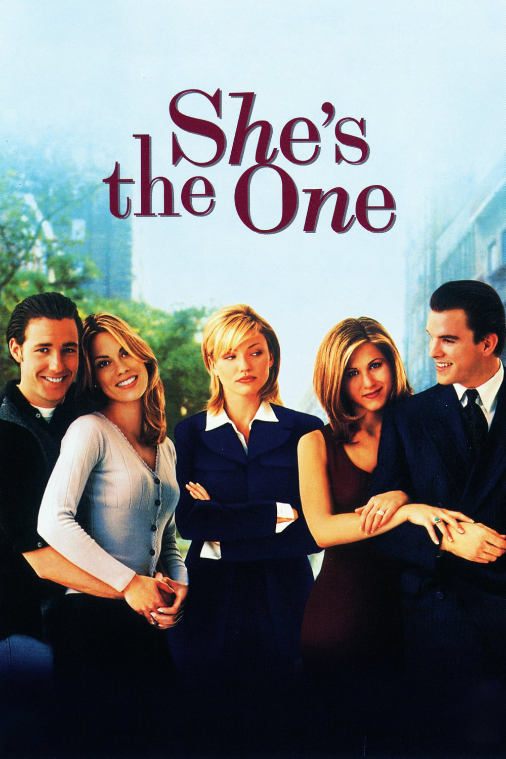 She's the One [1996] [DVD9] [NTSC] [Latino]