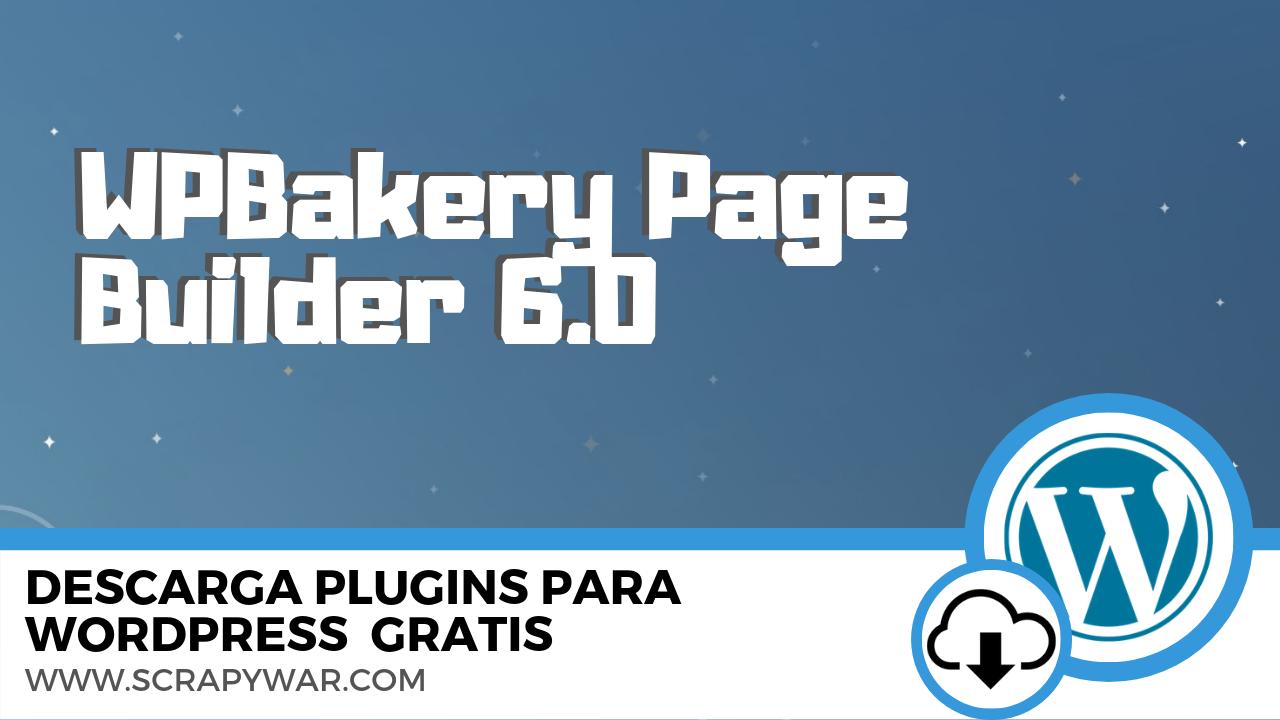 Descargar WPBakery Page Builder 6.0.4