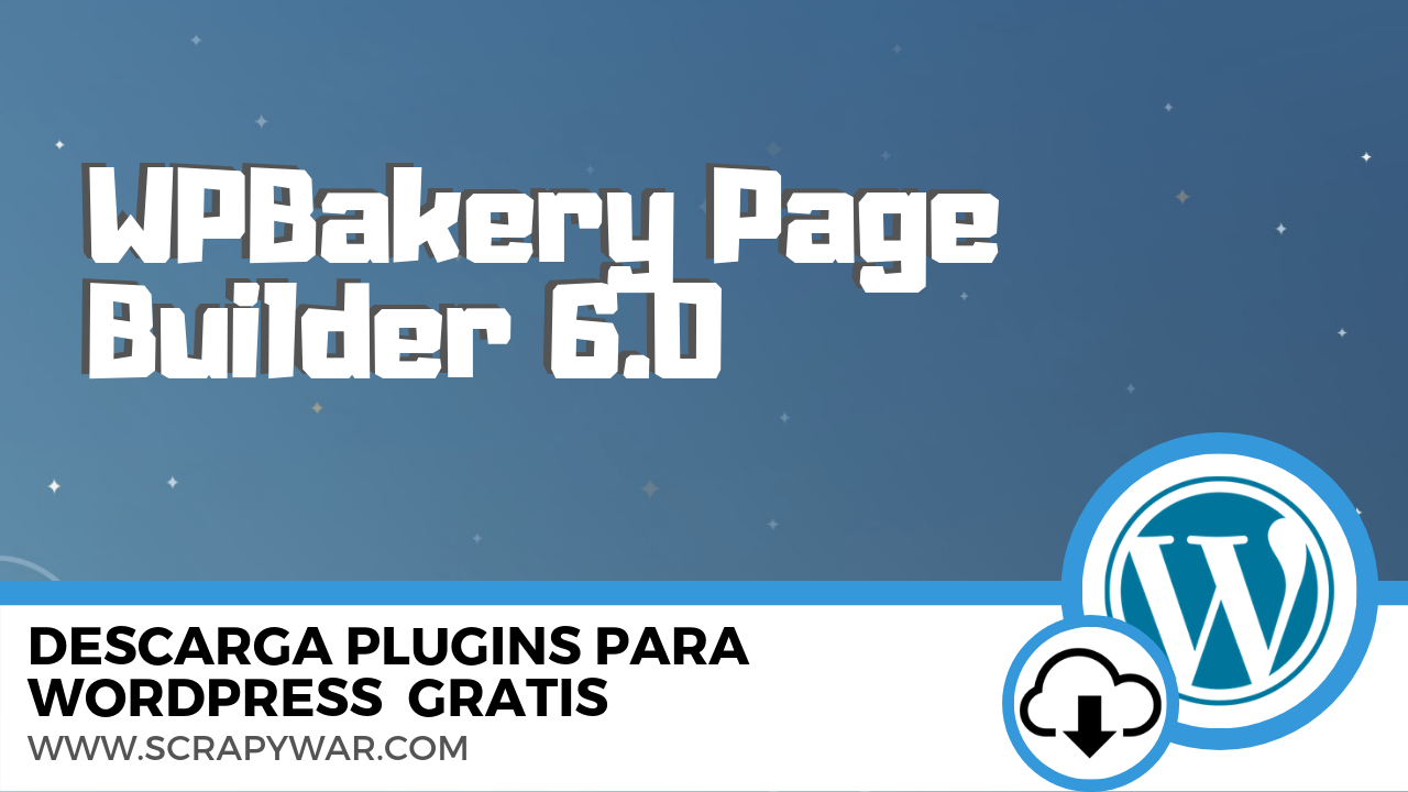 WPBakery Page Builder 6.1