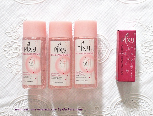 Pixy Make Up Remover