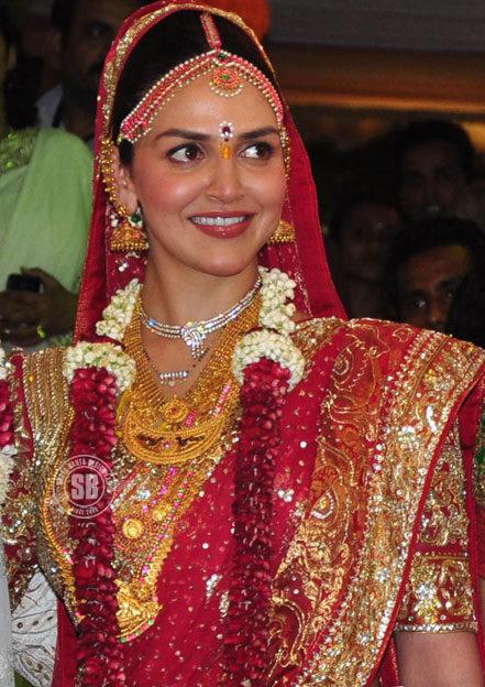 Esha Deol Wedding Jewellery Jewellery Designs
