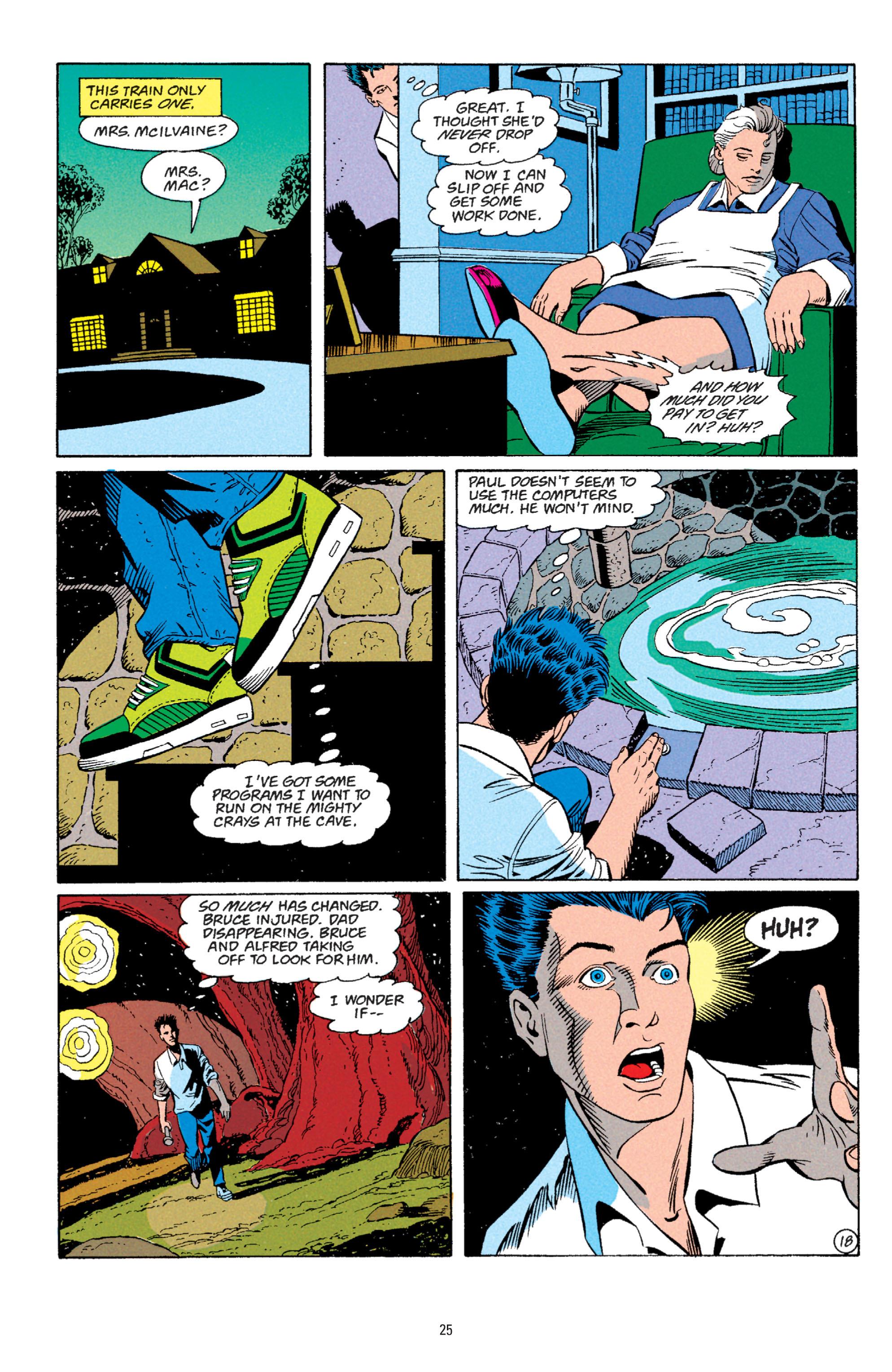 Detective Comics (1937) 667 Page 18