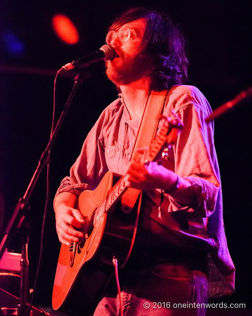 Okkervil River at Lee's Palace for The Toronto Urban Roots Festival TURF Club Series September 17, 2016 Photo by John at One In Ten Words oneintenwords.com toronto indie alternative live music blog concert photography pictures