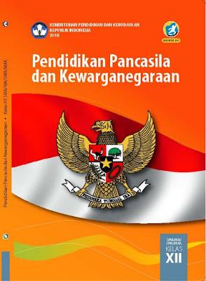 Download Buku Pendidikan Pancasila dan Kewarganegaraan SMA Kelas XII Kurikulum 2013 Revisi Tahun 2017 Thn Ajaran 2018/2019 - Gudang Makalah