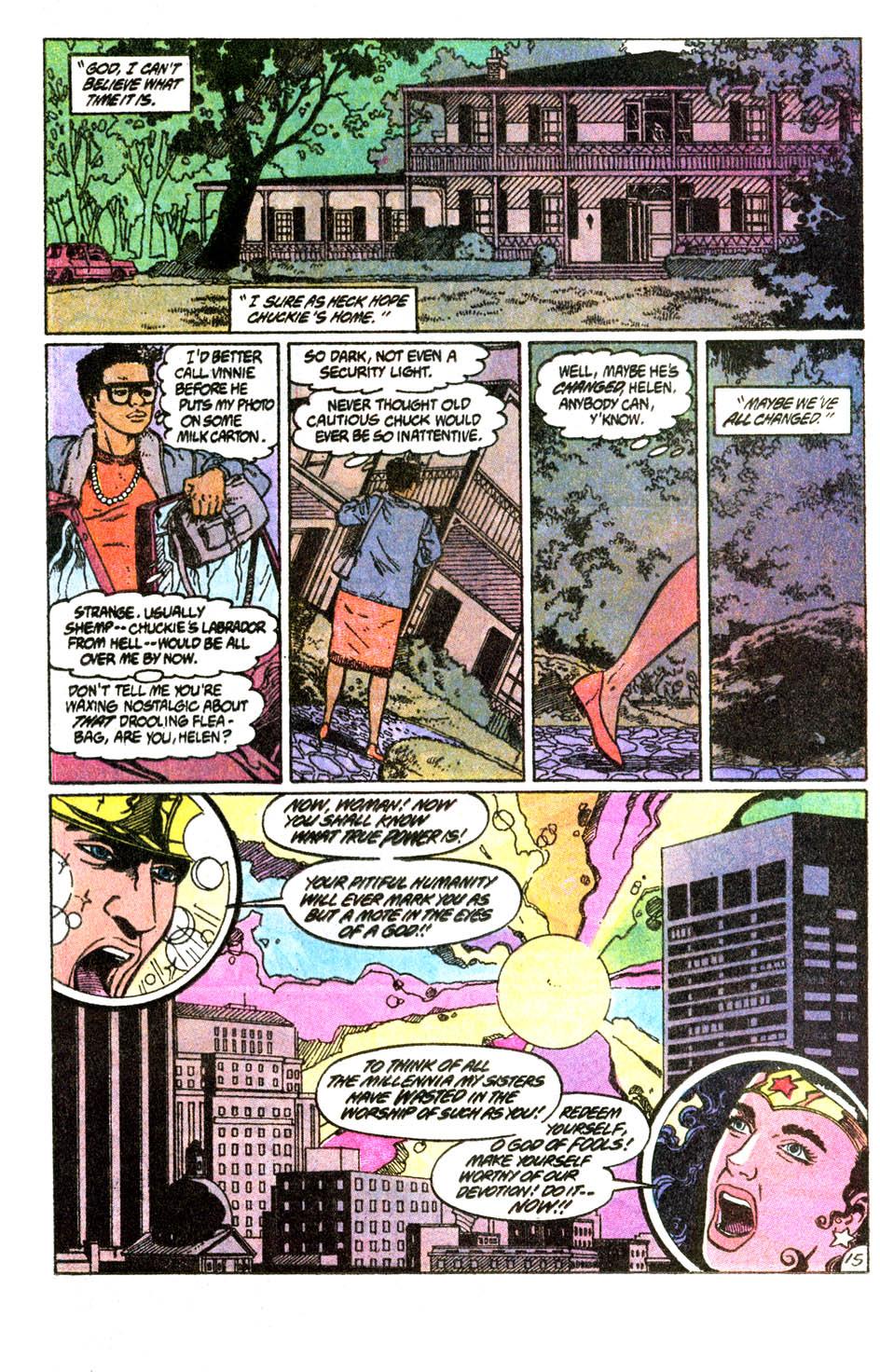 Read online Wonder Woman (1987) comic -  Issue #54 - 16