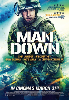 Man Down 2015 DVD R1 NTSC Latino