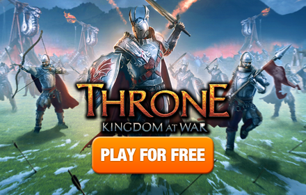 Throne: Kingdom At War free download