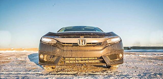 2017 Honda Civic Sedan Review