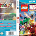 Capa LEGO Marvel Super Heroes Wii U