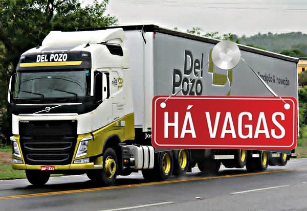 caminhão Del Pozo