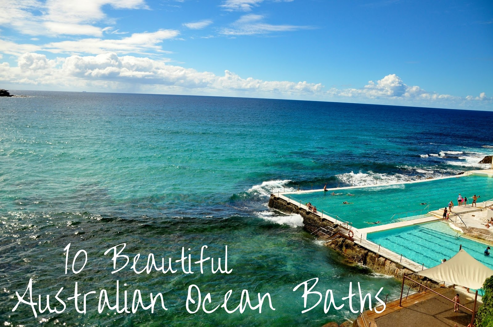 10 Beautiful Australian Ocean Baths
