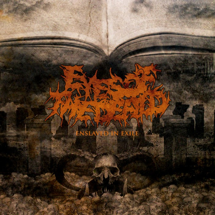 Eyes Of The Defiled - Enslaved In Exile (2014)