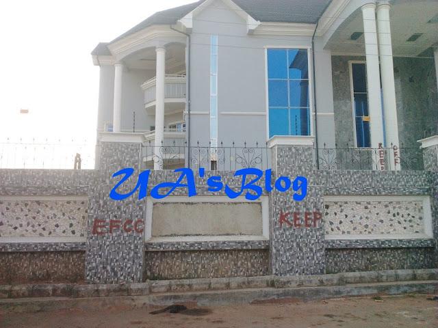 EFCC Seals Off Multi-Billion Naira Hotel In Abia State (Photos)