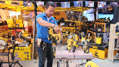 DeWALT Power Tools Repair Delivery Buriram Thailand