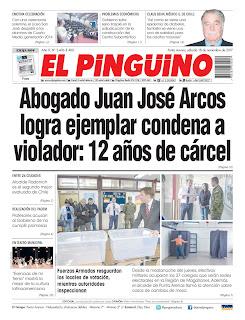 Carta Abierta al diario El Pingüino
