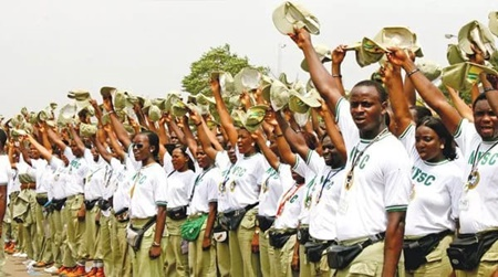 Incredible! 88 Passing-out NYSC Members Receive Commendation Letters