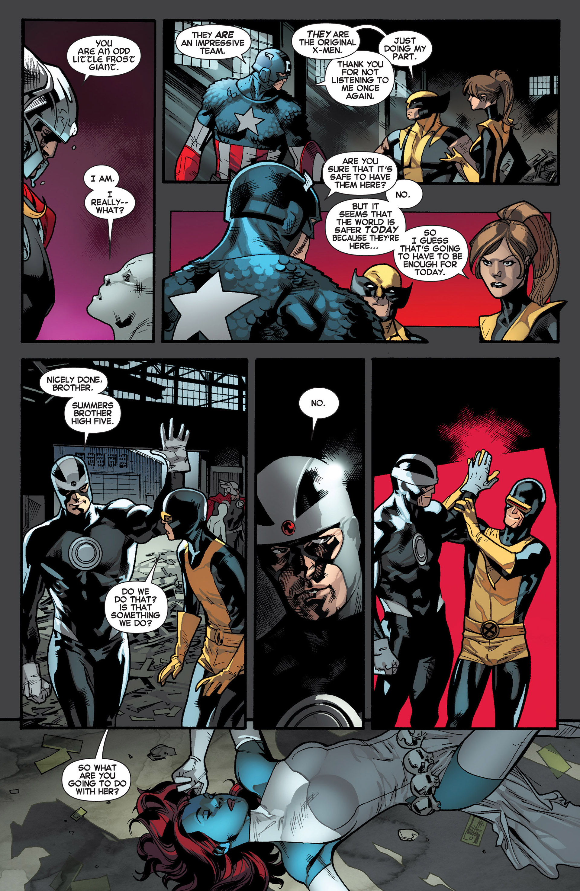 Read online All-New X-Men (2013) comic -  Issue #14 - 16