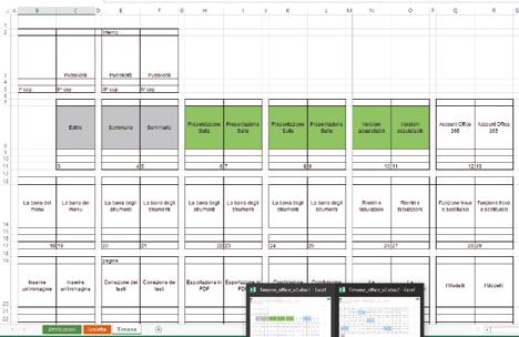 Come visualizzare più finestre in Excel