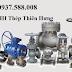 Van nước công nghiệp-Thép Thiên Hưng