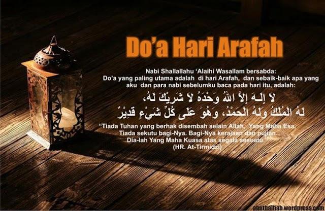 6 Keistimewaan Hari Arafah!