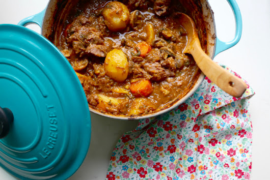 Cooking Casebook: Beef stew