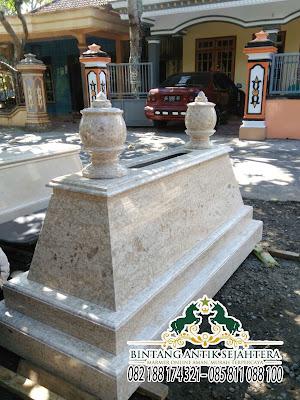 Makam Granit Murah, Model Kijing Makam Granit