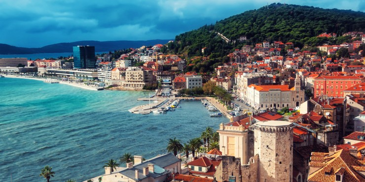 Top 10 Wonderful Destinations in Croatia - Explore Architecture in Split
