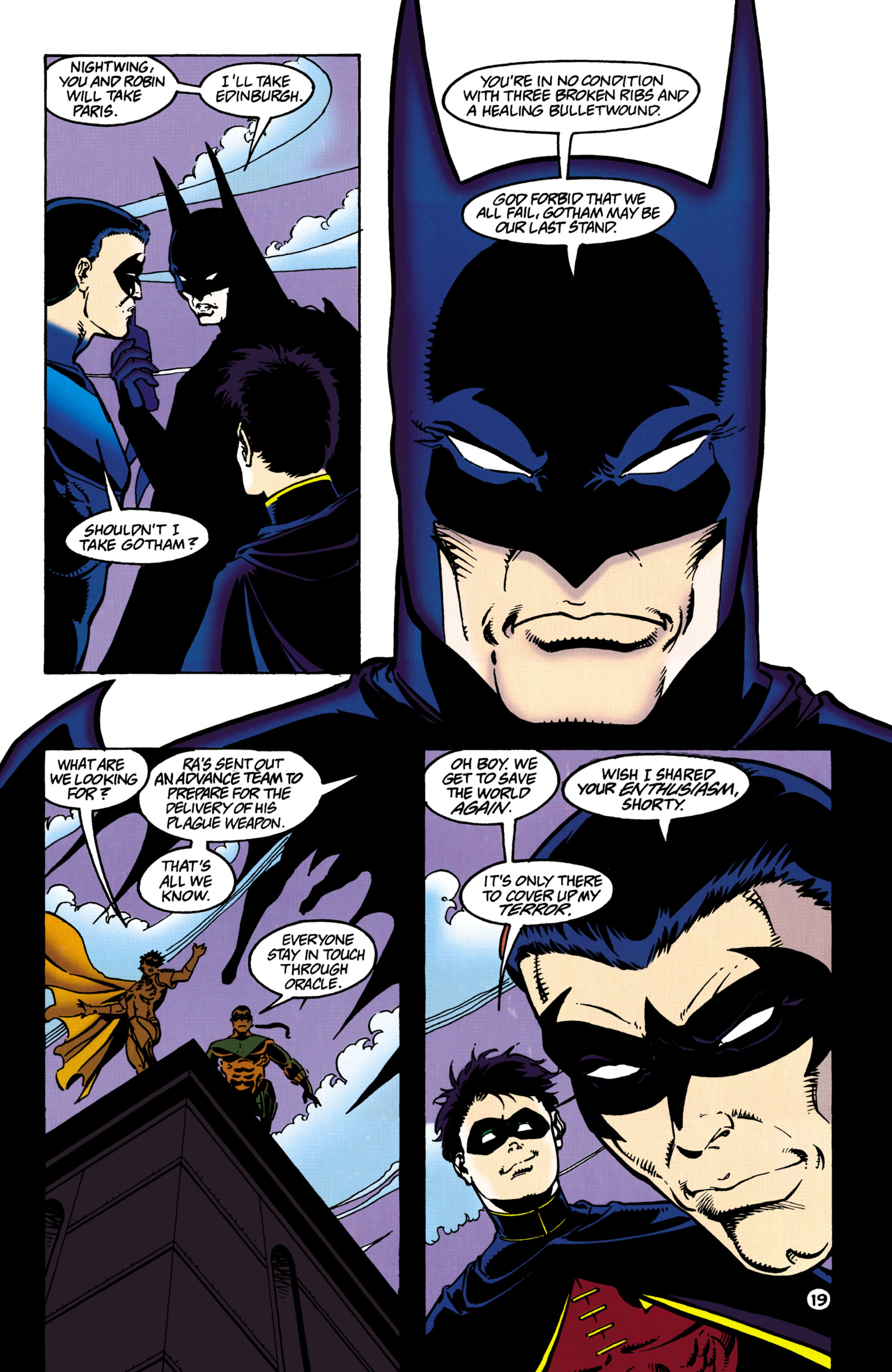 Catwoman (1993) Issue #36 #41 - English 20