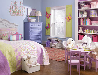 Decorar dormitorio de niño