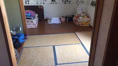 Habitación con tatami en Nagano