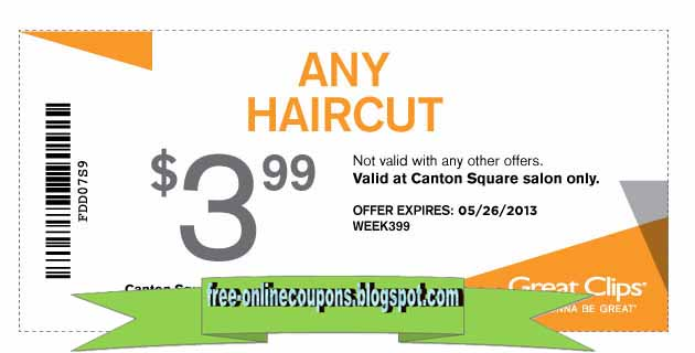 Great clips printable coupons 2018