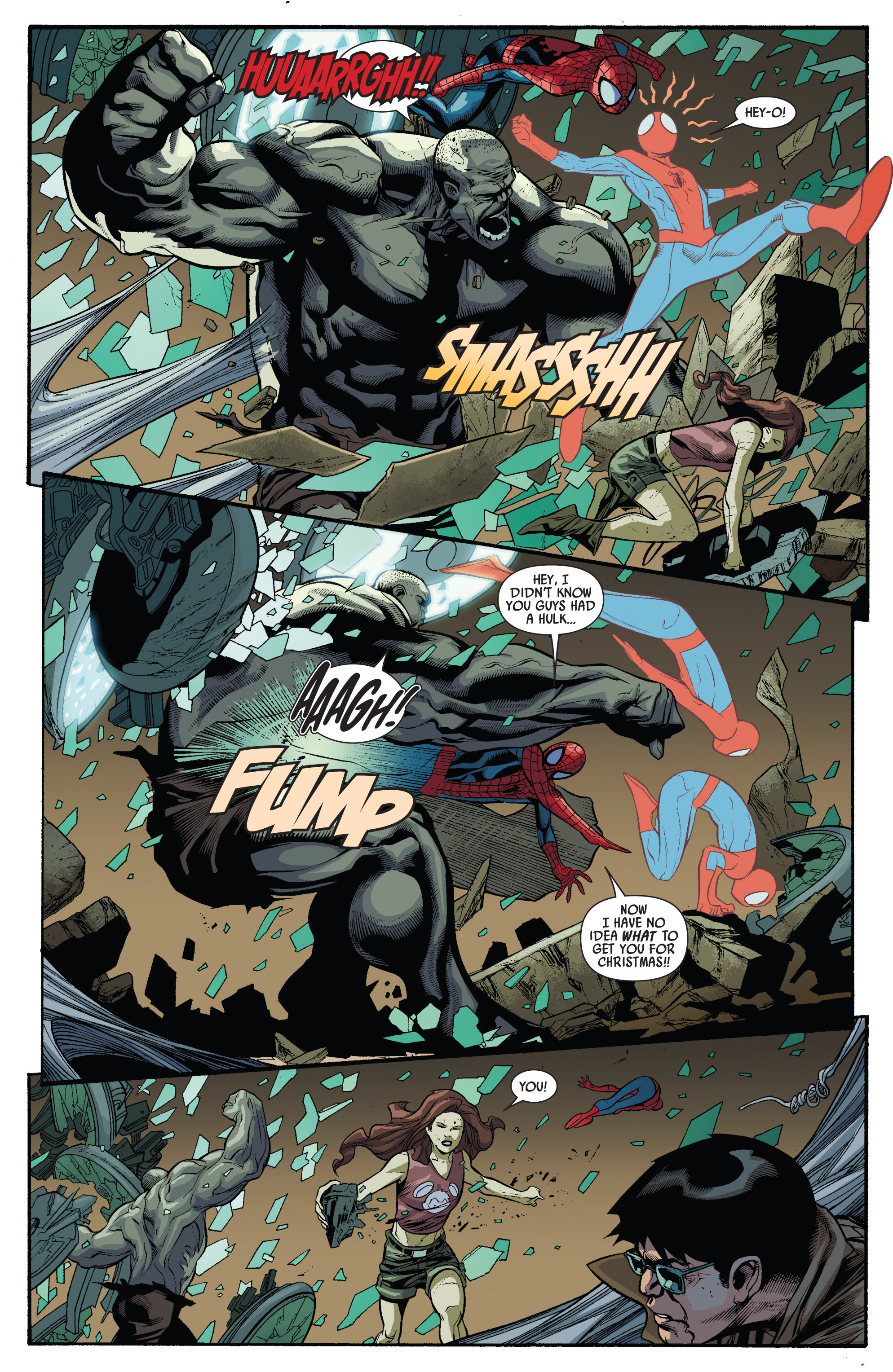 Read online Ultimate Comics Doomsday comic -  Issue # Full - 196