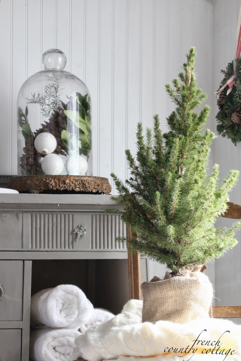 adding holiday in a hurry french country cottage