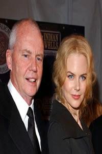 Como Murio el Padre de Nicole Kidman